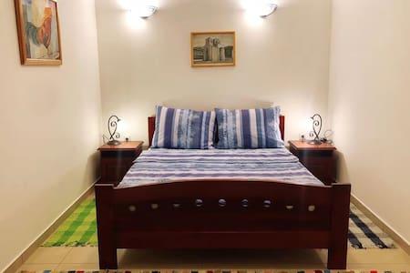 Holiday Farm Rashaville——King bed room