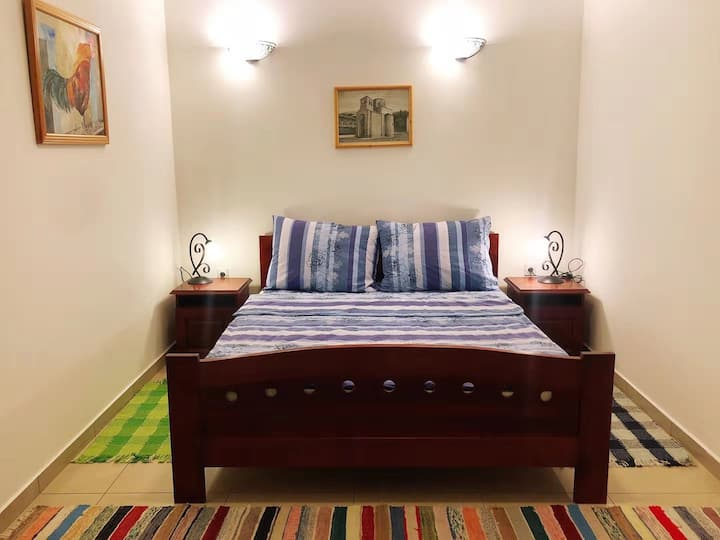 Holiday Farm Rashaville——King bed room