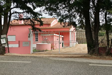 Quintinha das Rosas - Madalena - Casa de camp