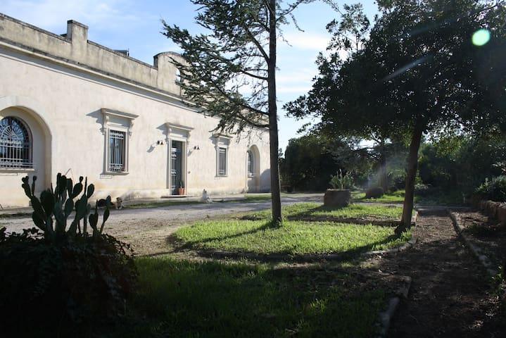 """Casa Vacanza """"Giardino degli Aranci"""" - Monteroni di Lecce"""