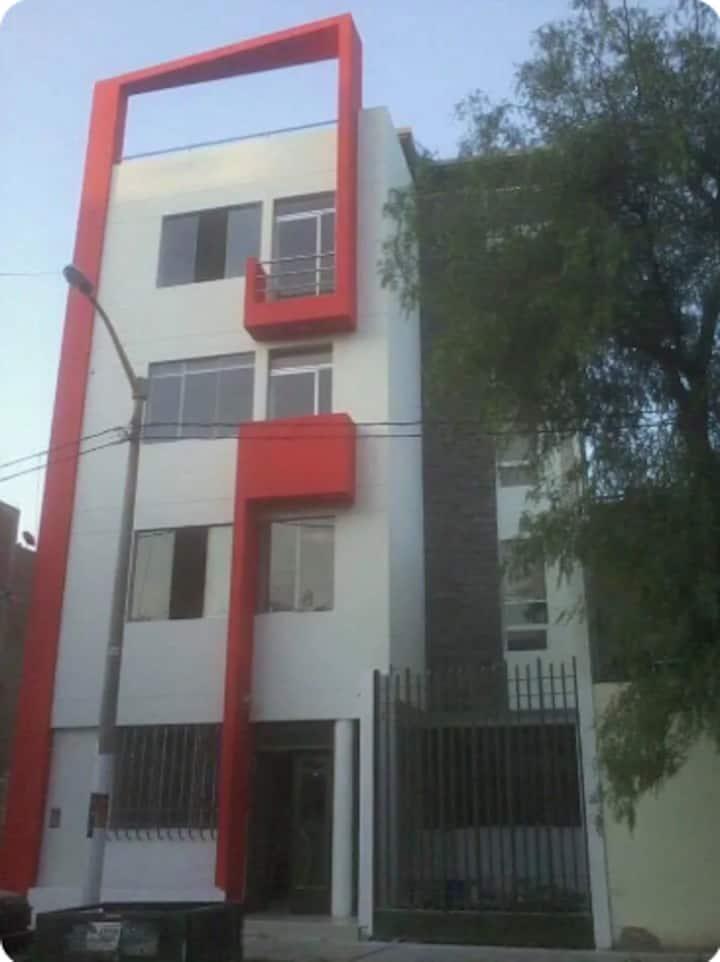 Hospedaje Raymi Urb.UPAO II (Real Plaza Trujillo)