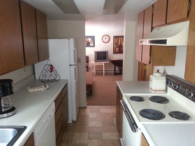 Hideway Apartment on 2nd floor