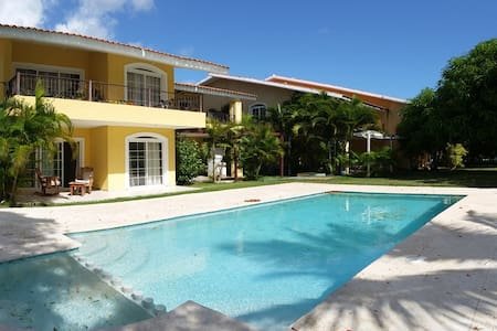 BEAUTIFULL APT IN GOLF COURSE, WITH SWIMMING POOL - Punta Cana - 公寓