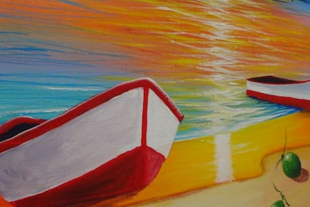 Sleep in the Sea Bedroom - Belmopan - Hospedaria