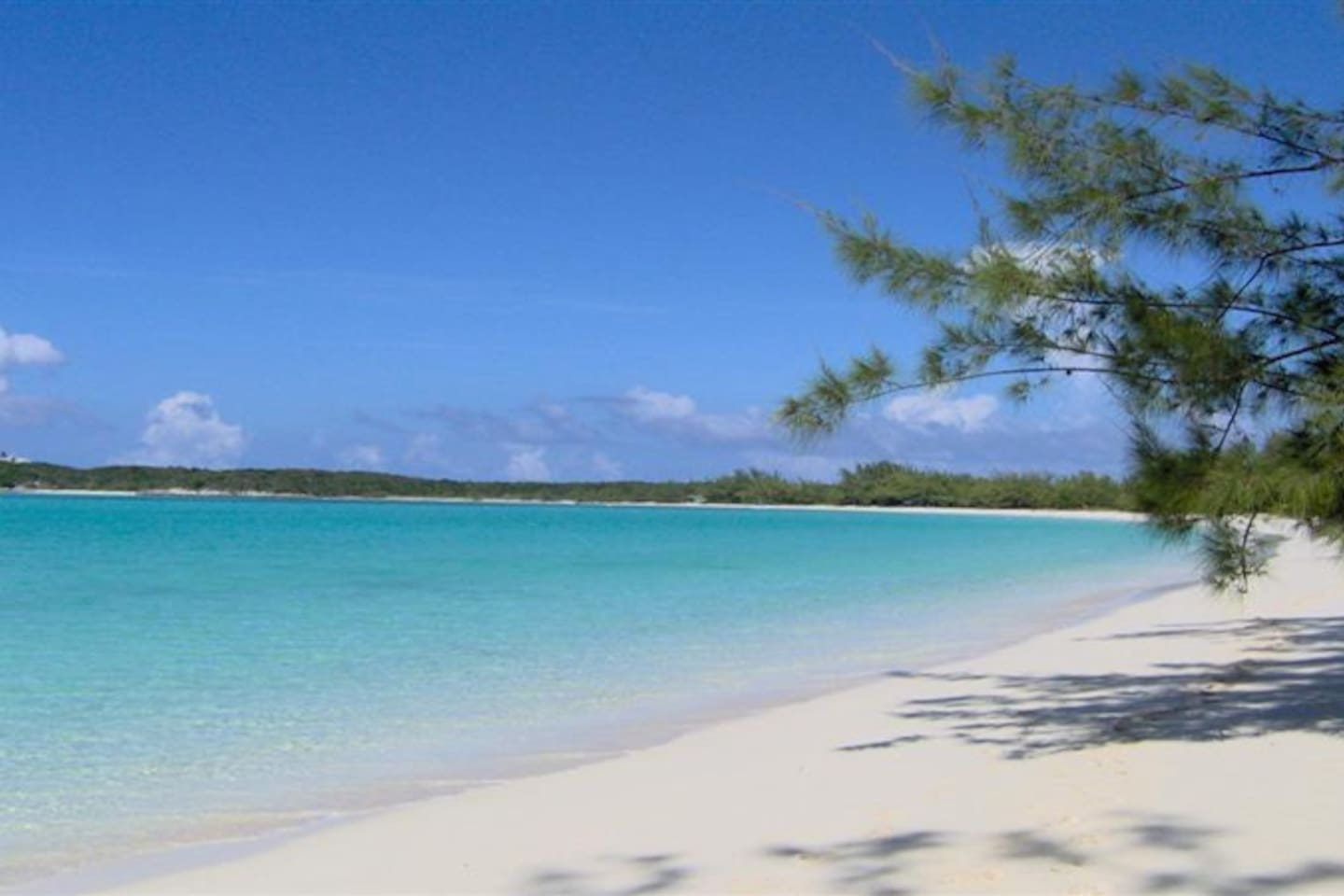 Just a 3 minute walk away from Exuma Pearl cottage!