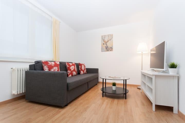 Taurus 4 - 1 Bedroom Apartment - Luzern city
