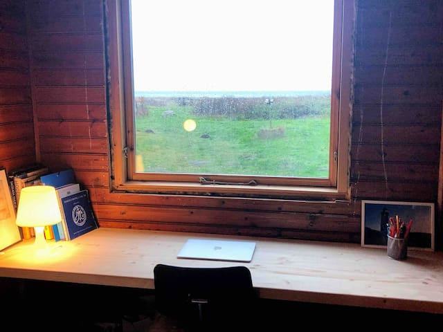 Writer's Tiny Room