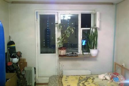 Квартира в 8 минутах от метро Зябликово.