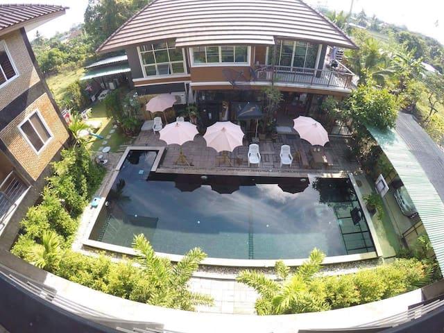 102Residence Oasis in Sankumpang - Chiang Mai - Apartment