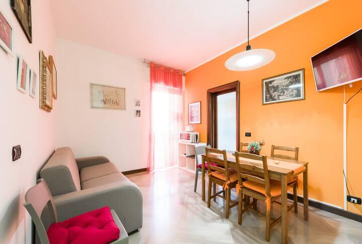 Apartments Orange 3a
