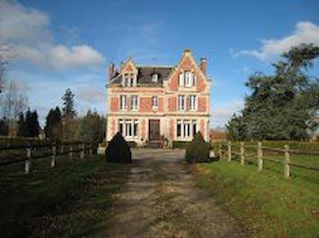 Nature en amoureux ou en famille avec les équidés - Bertreville-Saint-Ouen