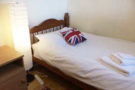 Single Room nr City Center + Breakfast & Bike - 옥스포드(Oxford) - 단독주택