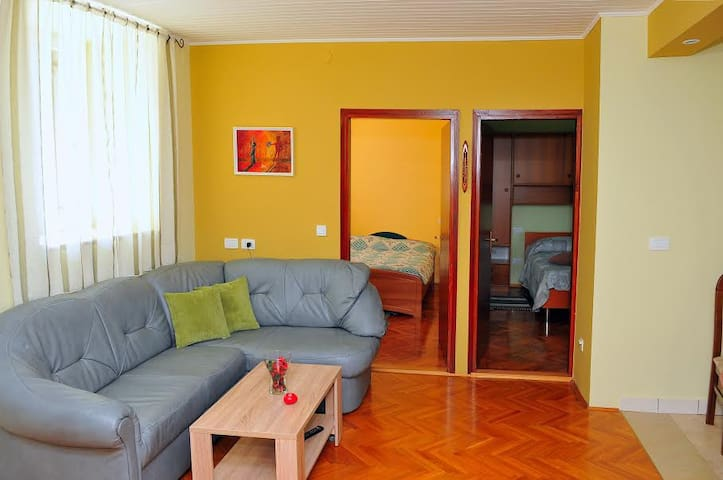 """Charming apartment """"Kaštel"""" with a view on castle"""