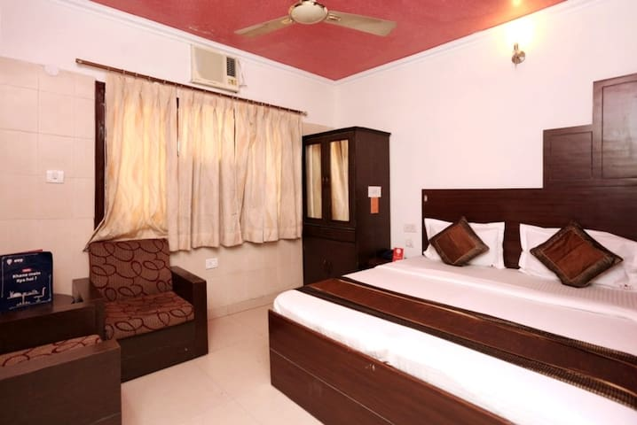 Luxuious 2 Rooms near Haridwar Ghat
