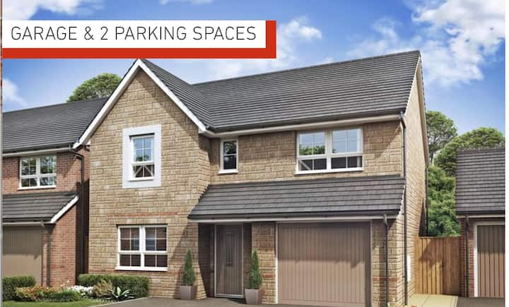 Your dream English break. 4 bed detached property