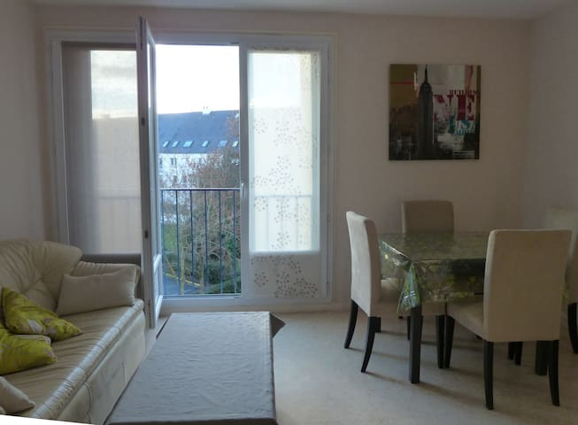Olivet, logement fonctionnel à 2 pas d'Orléans - Olivet - Apartment