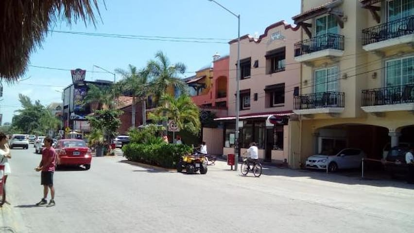 Apartment in Playa del Carmen, near Cocobongo