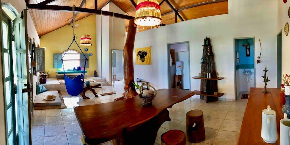Casa na Praia no Paraíso de Loloya!