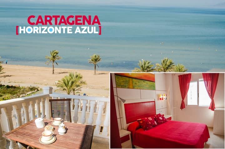 Apartamento Horizonte Azul+Parking