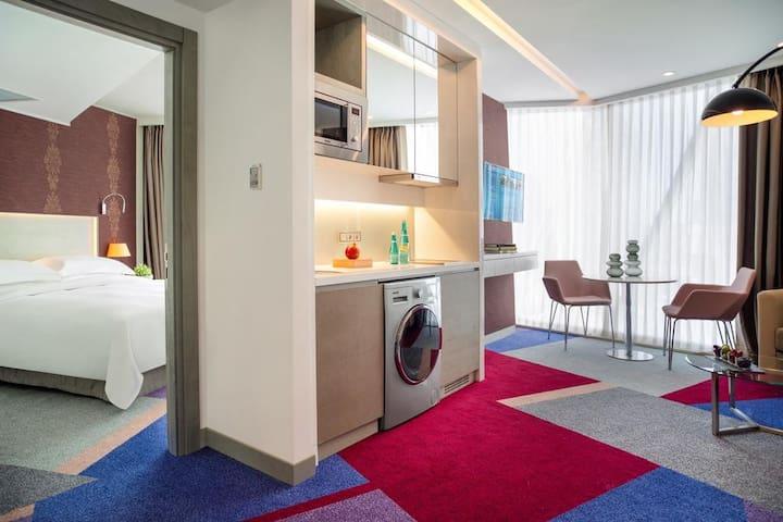 Luxurious and splendid cozy flat - Burgu Arjaan - Maltepe - Résidence de tourisme