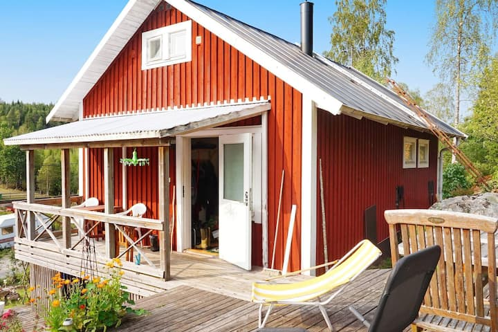 4 person holiday home in SVANEHOLM