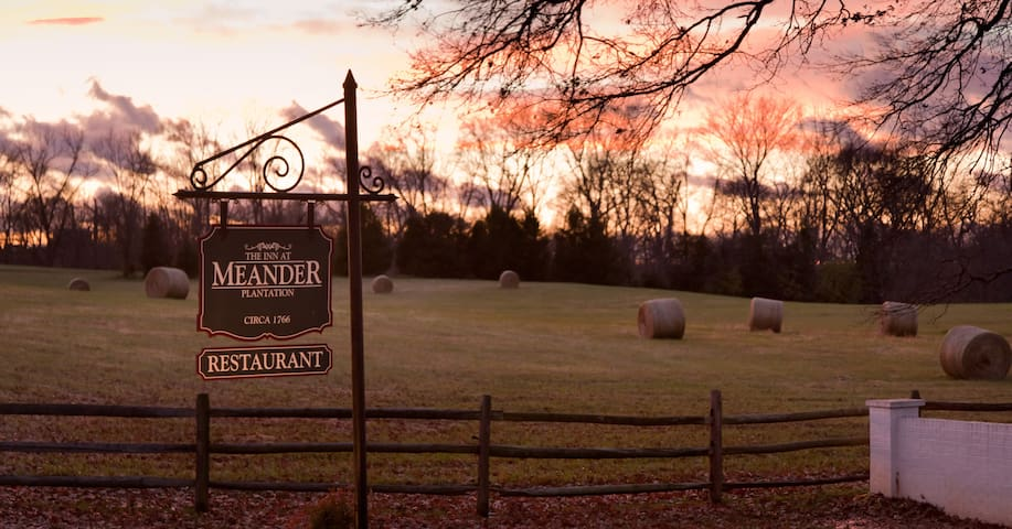 Rapidan - The Inn at Meander Plantation