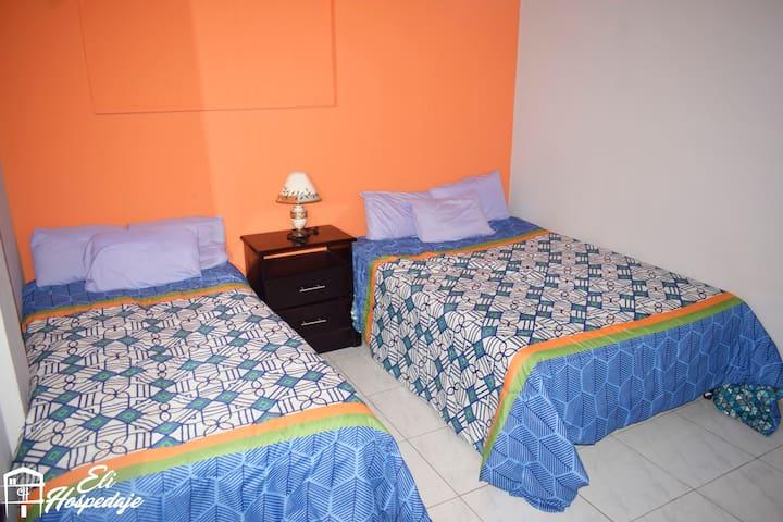 Cozy Private Room in Quetzaltenango.
