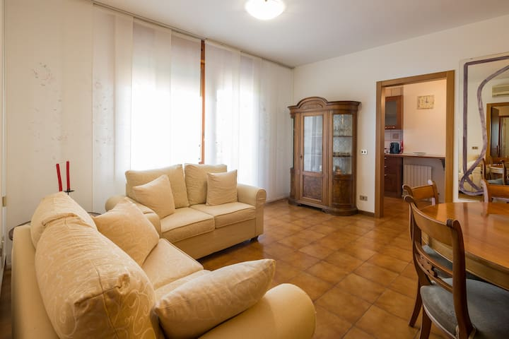 PANORAMIC FLAT NEAR CITY CENTER, FANTASTIC VIEW!!! - Verona - Apartment