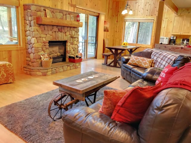 Lake Koocanusa Dream Cabin