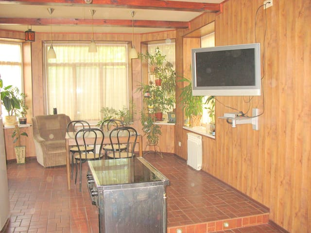 House with 2 bedrooms. - Donets'k - Casa