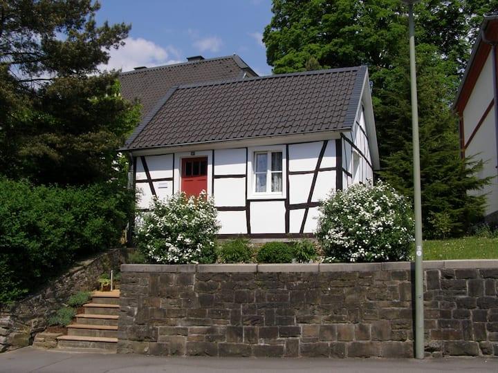 Kutscherhaus im Bergischen Land