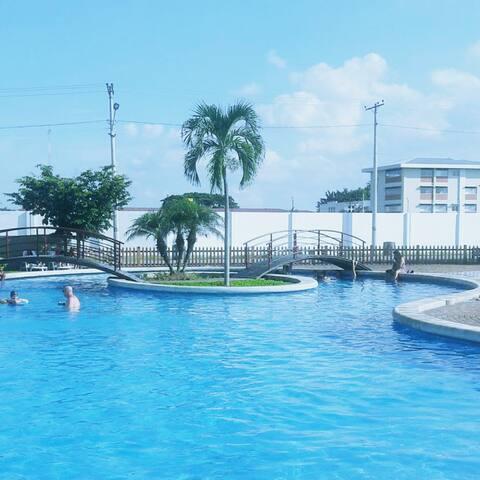 Hospedaje alojamiento casa Guayaquil