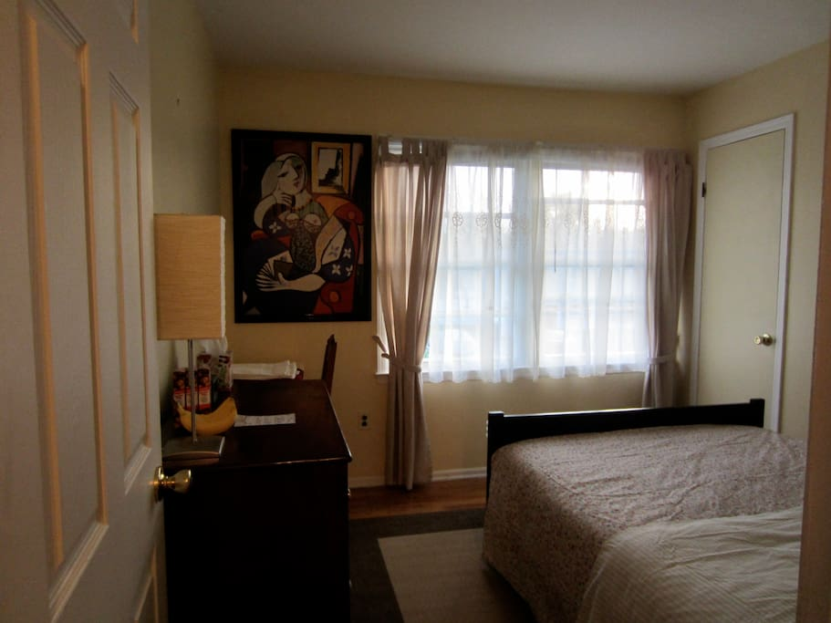 Private room close to the shore/NYC