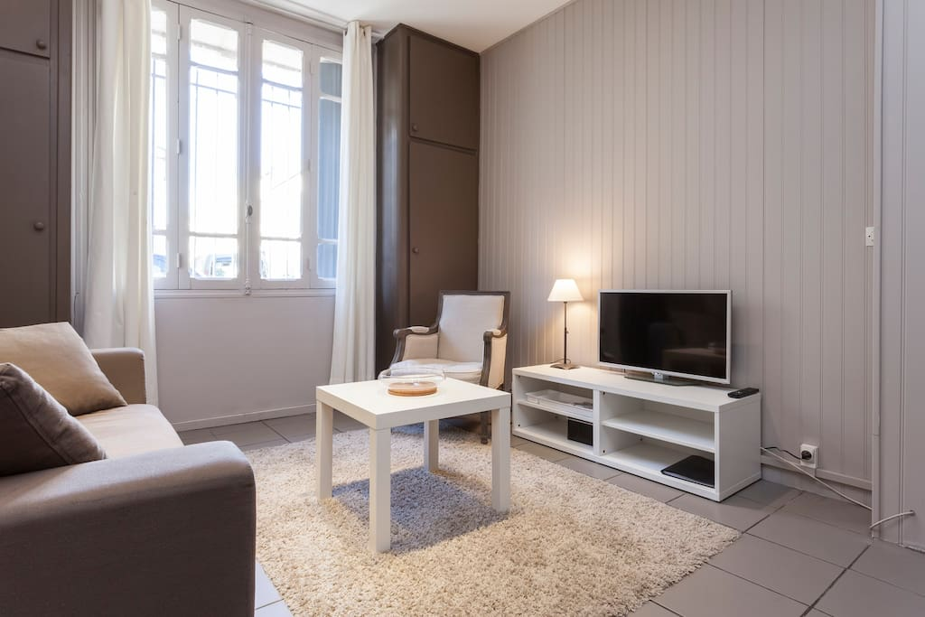 Charmant studio 2 pas centre ville appartements louer - Location studio meuble montpellier centre ville ...