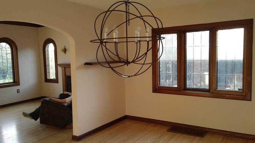 East Side Cottage - Salt Lake City - Casa