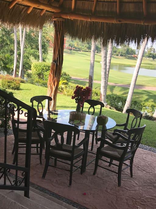 Golf view Terrance