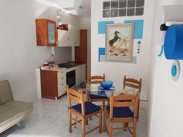 Apartment in the historic center of Pizzo