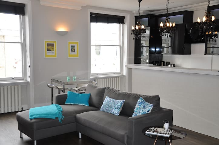 Superb Chelsea Appartment in Prime street - London, Chelsea - Apartamento