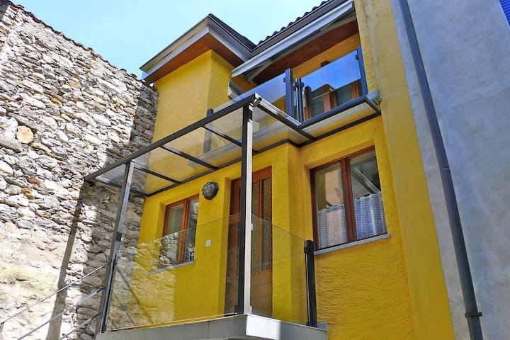 Casa Duepassi, nur 150m zum See mit Promenade
