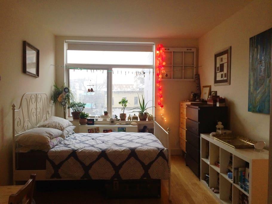 Master bedroom w private bathroom apartments for rent for Rooms for rent in nyc with private bathroom