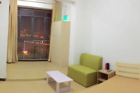 红谷滩八一桥头中航广场美景房 - Nanchang Shi