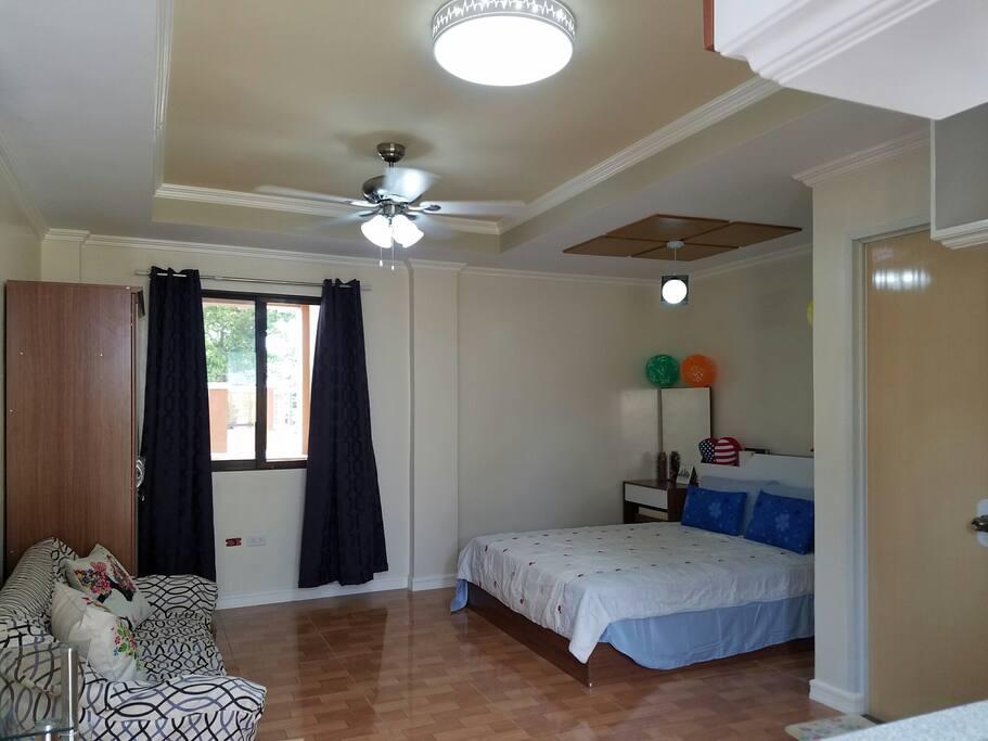 """Hotel Miami"" Dulag Leyte Hotel-like Studio Suite"