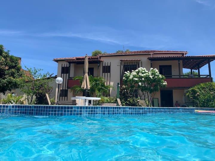 Casa Campo Verde - A Bahia para você