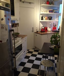 2 rooms in central Cph