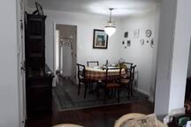 Sala de Almoço e Café