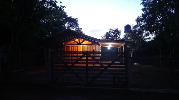 Cabaña Araucaria > La tranquilidad exacta!