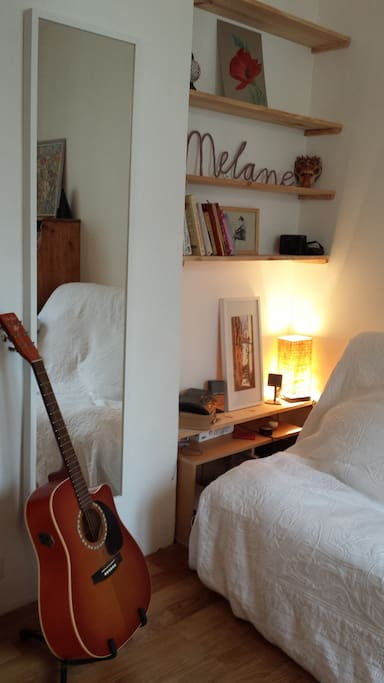 Un petit nid dans le 11 me appartements louer paris - Nid rouge lincroyable appartement paris ...
