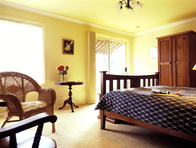 Deluxe B&B in the main street - Heathcote - Bed & Breakfast
