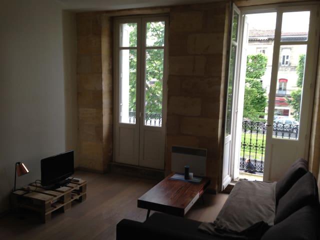 Charmant T2 pierre bordelaise - Bordeaux - Apartment