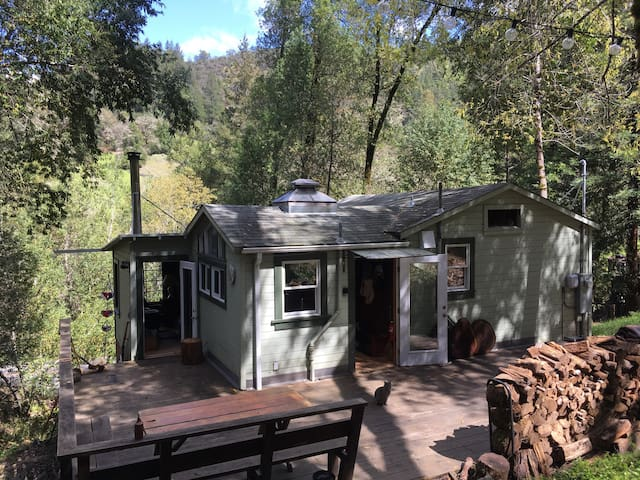 the cabin - Cazadero - Cabaña